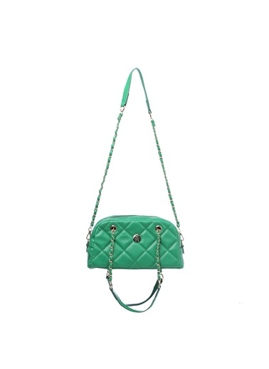TH Bags Kadın Omuz Çantası TH-DR069400 Yeşil